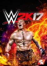 WWE 2K17cover