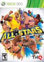 WWE All-Stars cover