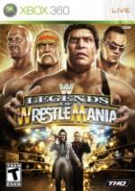 WWE Legends of Wrestlemania cover