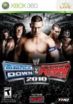 WWE SmackDown vs. RAW 2010 cover