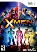 X-Men Destiny cover