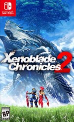 Xenoblade Chronicles 2cover