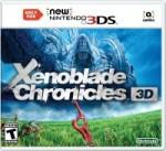 Xenoblade Chronicles 3D cover