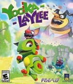 Yooka-Laylee cover