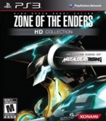 Zone of the Enders HD Collectioncover