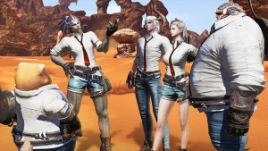 For Some Reason, There Is A PUBG x Tera Crossover Event