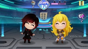 RWBY Gets A Mobile Puzzle Game