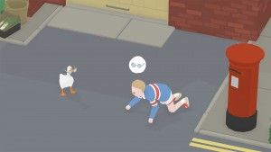Untitled Goose Game Review – The Joys Of Goosing Around