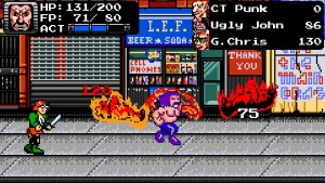 Treachery In Beatdown City Review – Breaking Down The Action