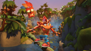 An Exclusive Look At Crash Bandicoot 4: It's About Time