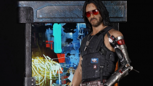 This Cyberpunk 2077 Johnny Silverhand 1/4 Scale Statue Is Perfection, But It'll Cost You