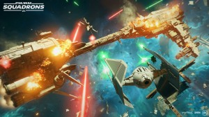 Star Wars: Squadrons Review – Roaring With Excitement