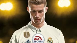 EA Announces Cristiano Ronaldo As Cover Star