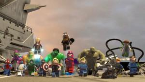 Lego Heroes, Assemble