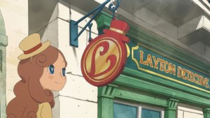 Level-5 Gives Professor Layton Spinoff A New Name, Release Date