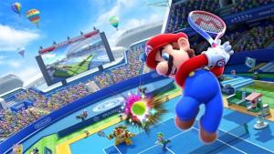 Nintendo Drops The Volley