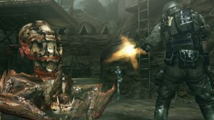The Hired Guns Of Resident Evil: The Mercenaries 3D Are Worth It