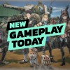 New Gameplay Today – Valkyria Chronicles 4
