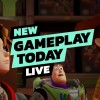 Kingdom Hearts III – New Gameplay Today Live