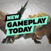 New Gameplay Today – Monster Hunter World: Iceborne