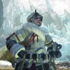 New Hoarfrost Reach Details From Monster Hunter World: Iceborne's Developers