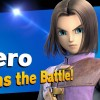 Super Smash Bros. Ultimate's Dragon Quest Hero DLC Fighter Is Available Now
