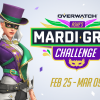 Get An Ashe Skin During Overwatch's Mardi Gras Event