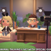 Rogue One Co-Writer Gary Whitta Has Started His Own Talk Show In Animal Crossing: New Horizons