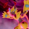 Pokémon Sword & Shield Holding Special Zeraora Max Raid Battle Challenge Event