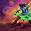 Crafting A Character : Hearthstone's New Demon Hunter Aranna Starseeker