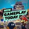 Paper Mario: The Origami King Combat and Boss Fight — New Gameplay Today