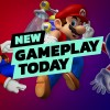 New Gameplay Today – Super Mario 3D All-Stars