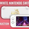 """Super Rare"" Nintendo Switch Lite Revealed To Raise Money For Mental Health Charities"