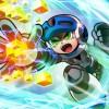 A Lifeless Mega Man Clone