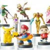 Amiibo Figurines Are Just As Popular As Super Smash Bros.