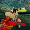 Behind The Wheel With Wreck-It Ralph In Sonic's New Racing Game