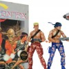 Blast Your Way Through Baddies With This Contra Action Figure Two-Pack