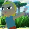 Cel-Shaded Zelda Looks Great On Wii U