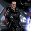 Commander Shepard Successfully Lands On PS3