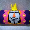 Everyone Needs A Talking King Of All Cosmos Pillow