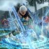 Fighting Through The Field As Princess Zelda In Hyrule Warriors