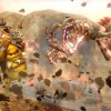 Hyrulean Goron Leader Darunia Enters The Battle