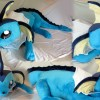 In Case You Ever Wanted A Life-Size Vaporeon Plush