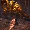 Kulve Taroth Elder Dragon Shimmers In Monster Hunter World Update