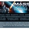 Mass Effect 3 Has Facebook Implementation