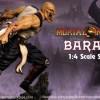 Mortal Kombat 9 Baraka Statue Available For Pre-order Soon