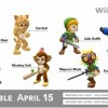 New Content Coming To Super Smash Bros. On April 15