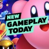 New Gameplay Today – Kirby Star Allies