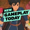 New Gameplay Today – Ni No Kuni II: Revenant Kingdom