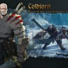 New Melee Character Colbjorn Uses Brute Strength Over Magic